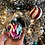 Thumbnail: Glass Ornament - Pink 4