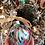 Thumbnail: Glass Ornament - Multicolor 8