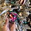 Thumbnail: Glass Ornament - Pink 1