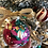Thumbnail: Glass Ornament - Pink 3