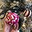 Thumbnail: Glass Ornament - Pink 2