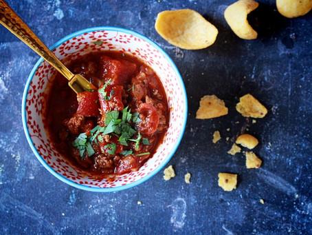 Spicy Texas Chili