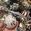 Thumbnail: Glass Ornament - Neutral 3