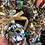Thumbnail: Glass Ornament - Navy 1