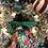 Thumbnail: Glass Ornament - Christmas 6