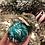 Thumbnail: Glass Ornament - Emerald 2