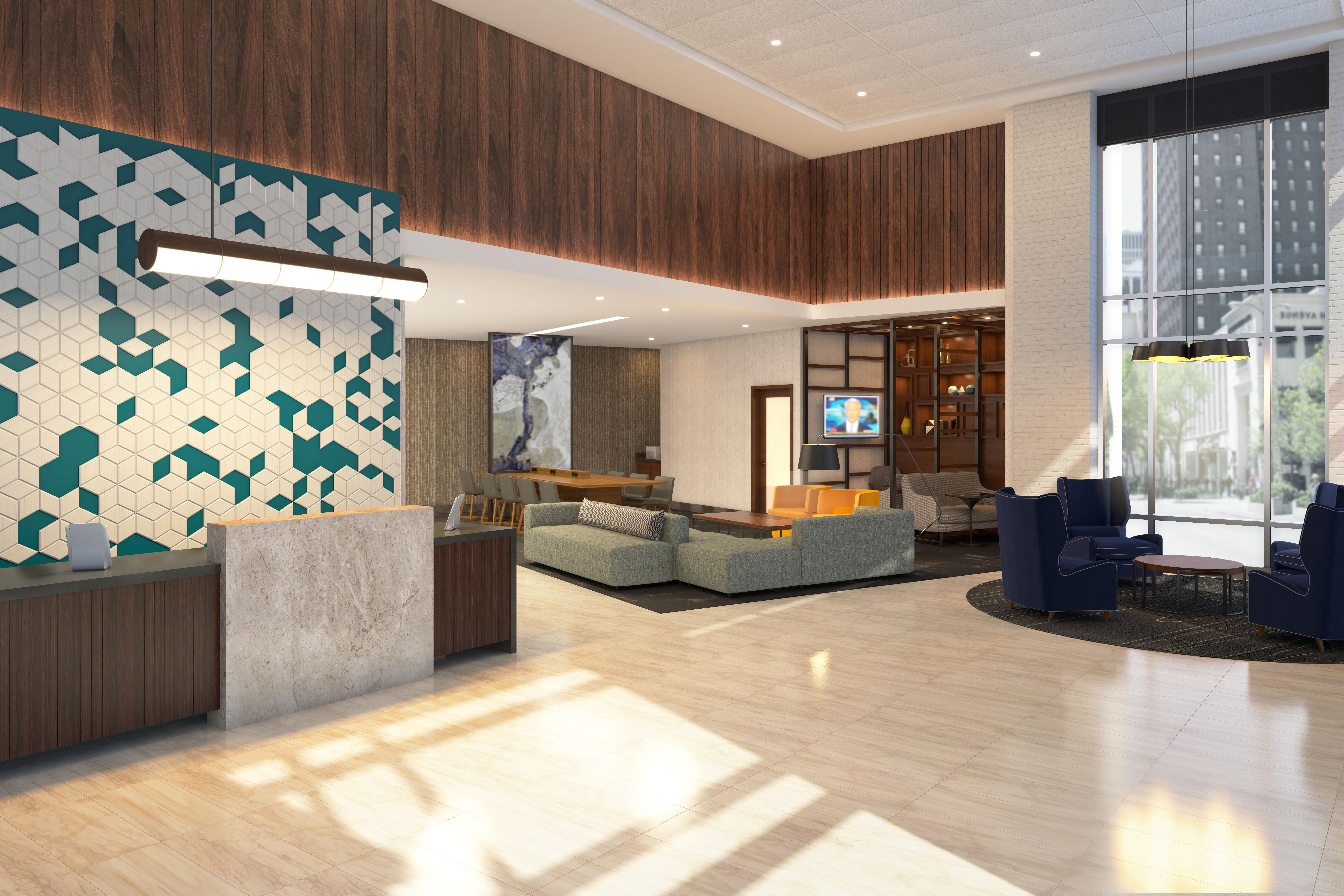 Hyatt Place Series 3 Public Space View 1