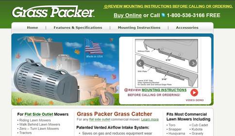 Grass Packer