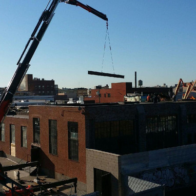 steel crane lift