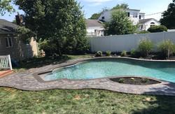 Custom Pool Pavers
