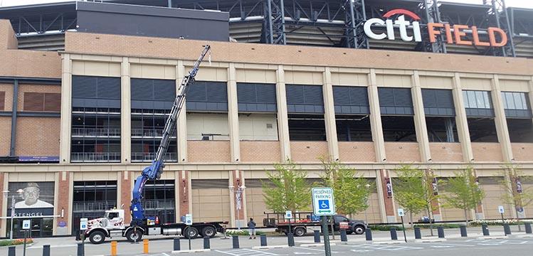 Crane Lifting Boom