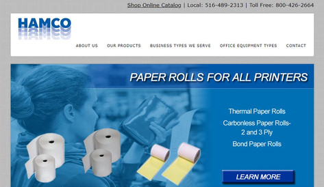 Hamco Paper