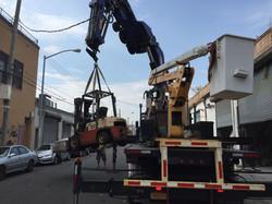 Machine Heavy Lifting