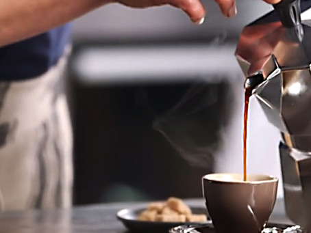 Coffee Brewing Series 4- Moka Pot