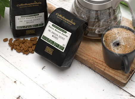 PNG Baroida Estate Washed Coffee
