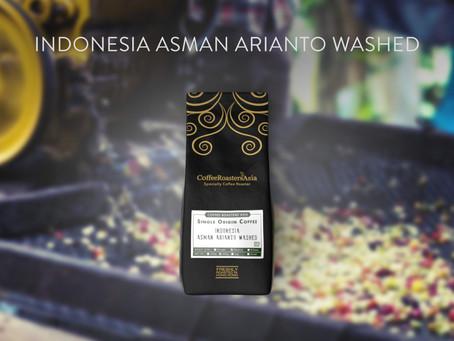 Indonesia Asman Arianto Washed Coffee
