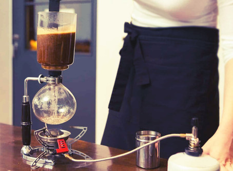 Coffee Brewing Series 6- Siphon