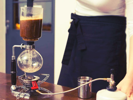 Coffee Brewing Series 6- Siphon