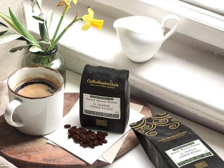 El Salvador Bourbon Natural Coffee