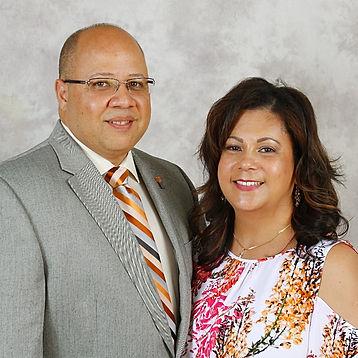 Miguel and Lorraine Abreu