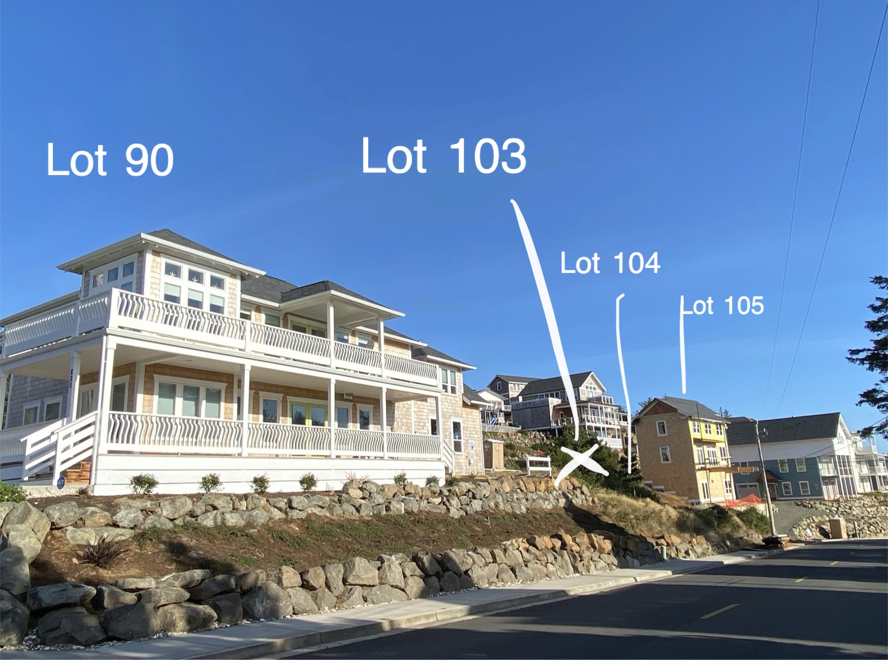 Lot 103 - Street Location Picture