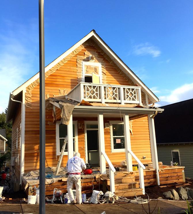 Experience Building a Beach House