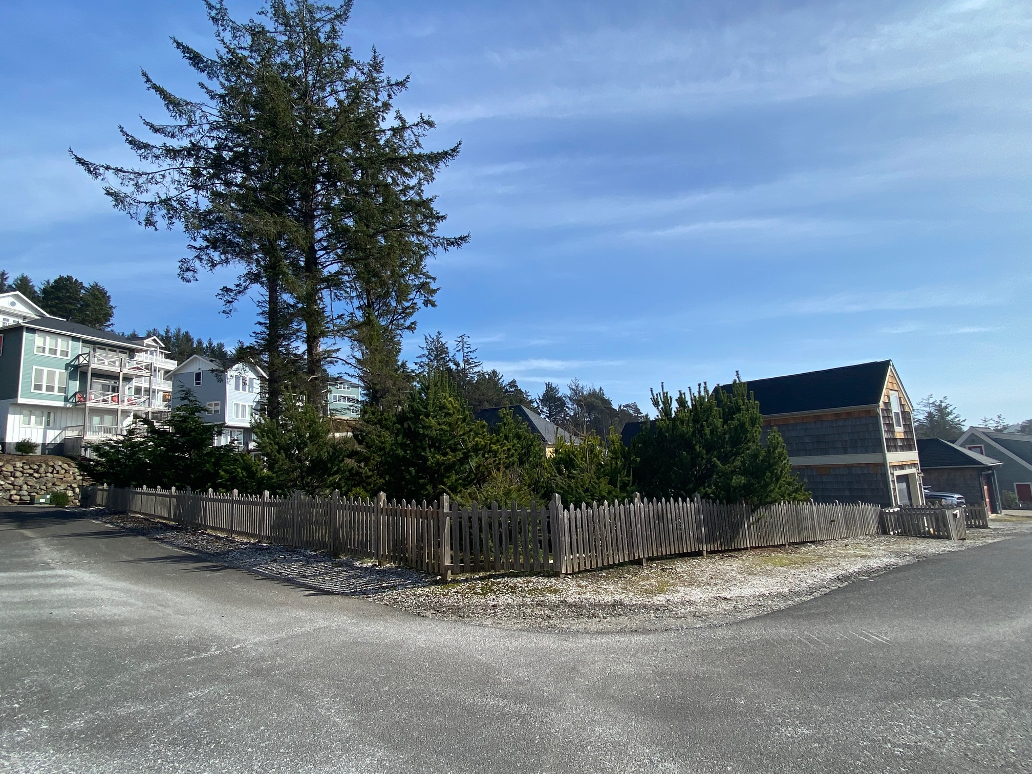 1 - Lot 60 is the fenced in area