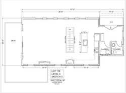 Lot 116 - Level 3 - Living Areas
