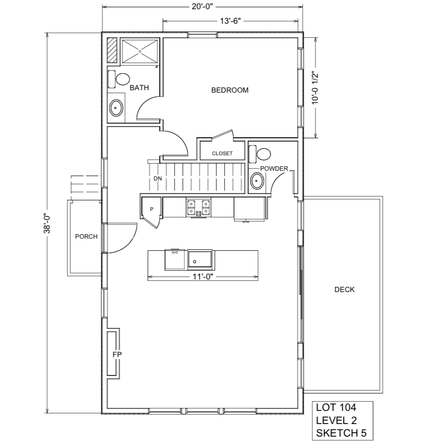 Lot 104 PIC - Level 2 - Nelani