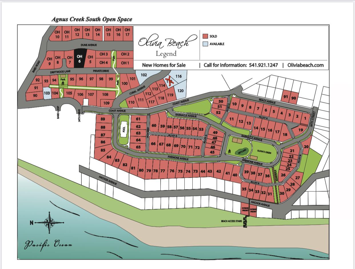 Neighborhood Map - Sept 4 2020