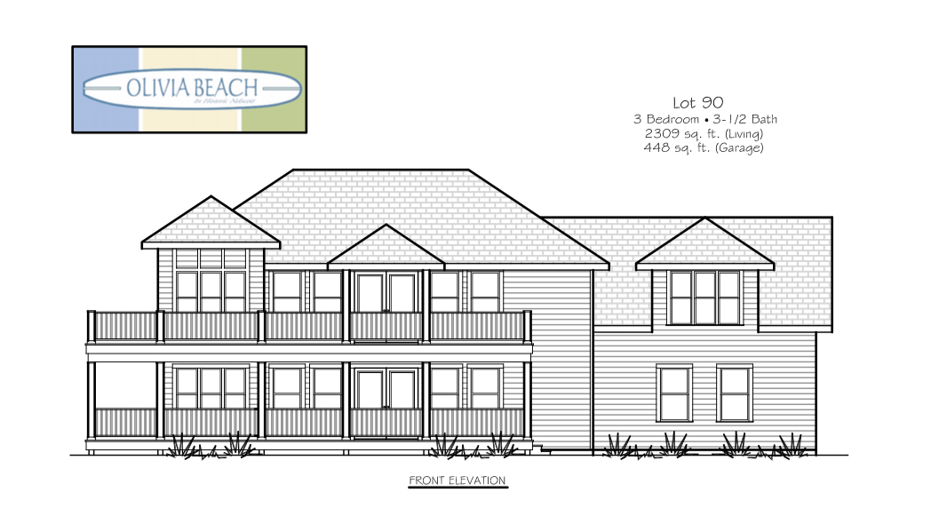 Lot 90 Elevation