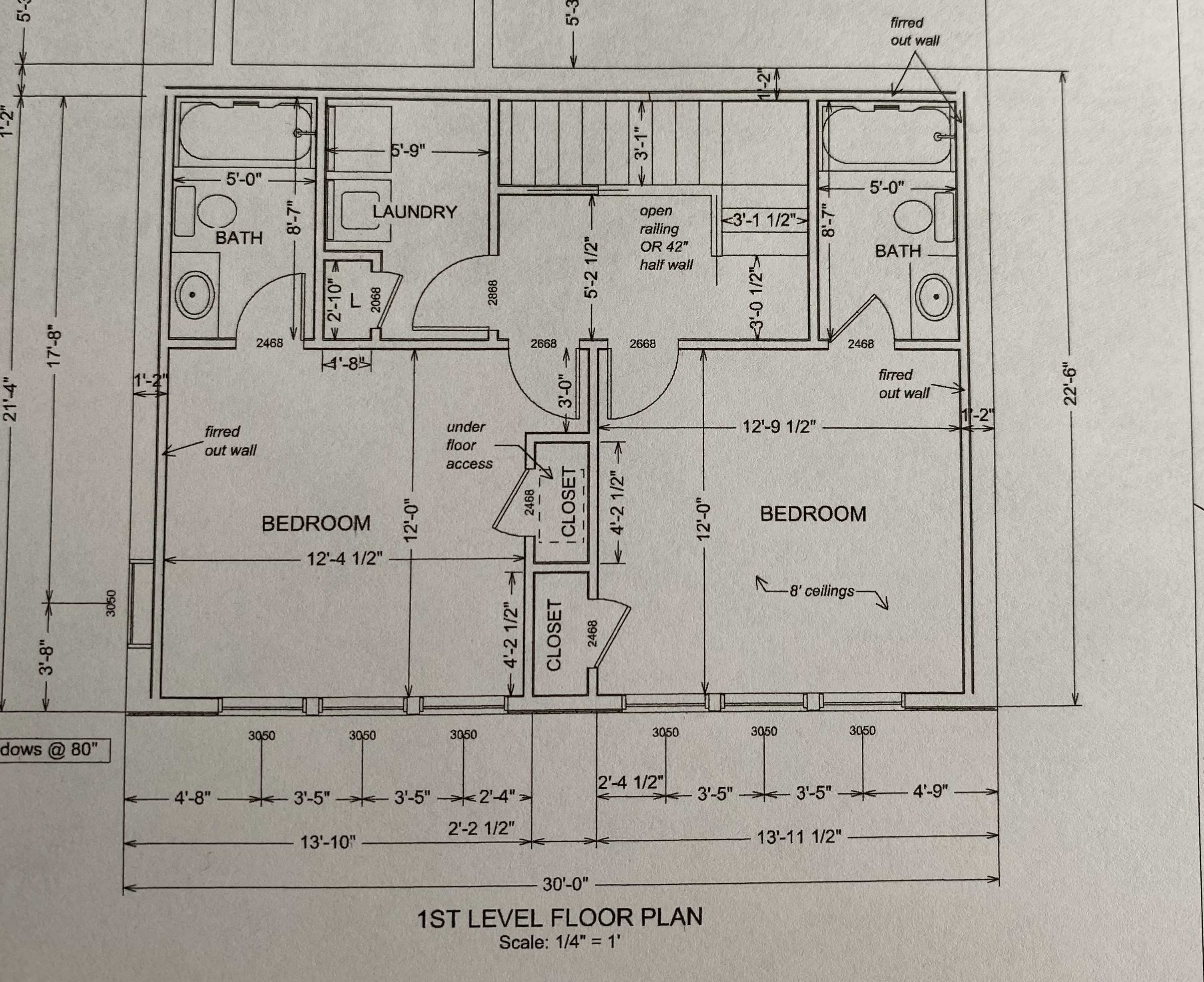 Lot 119 - New Plan Level 1