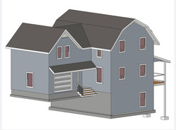 Lot 103 - MLS - Rear Elevation