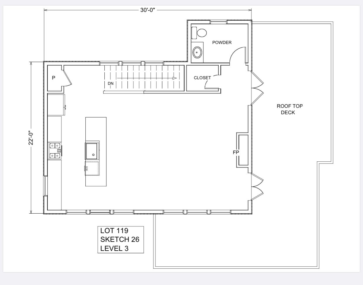 Lot 119 - Level 3