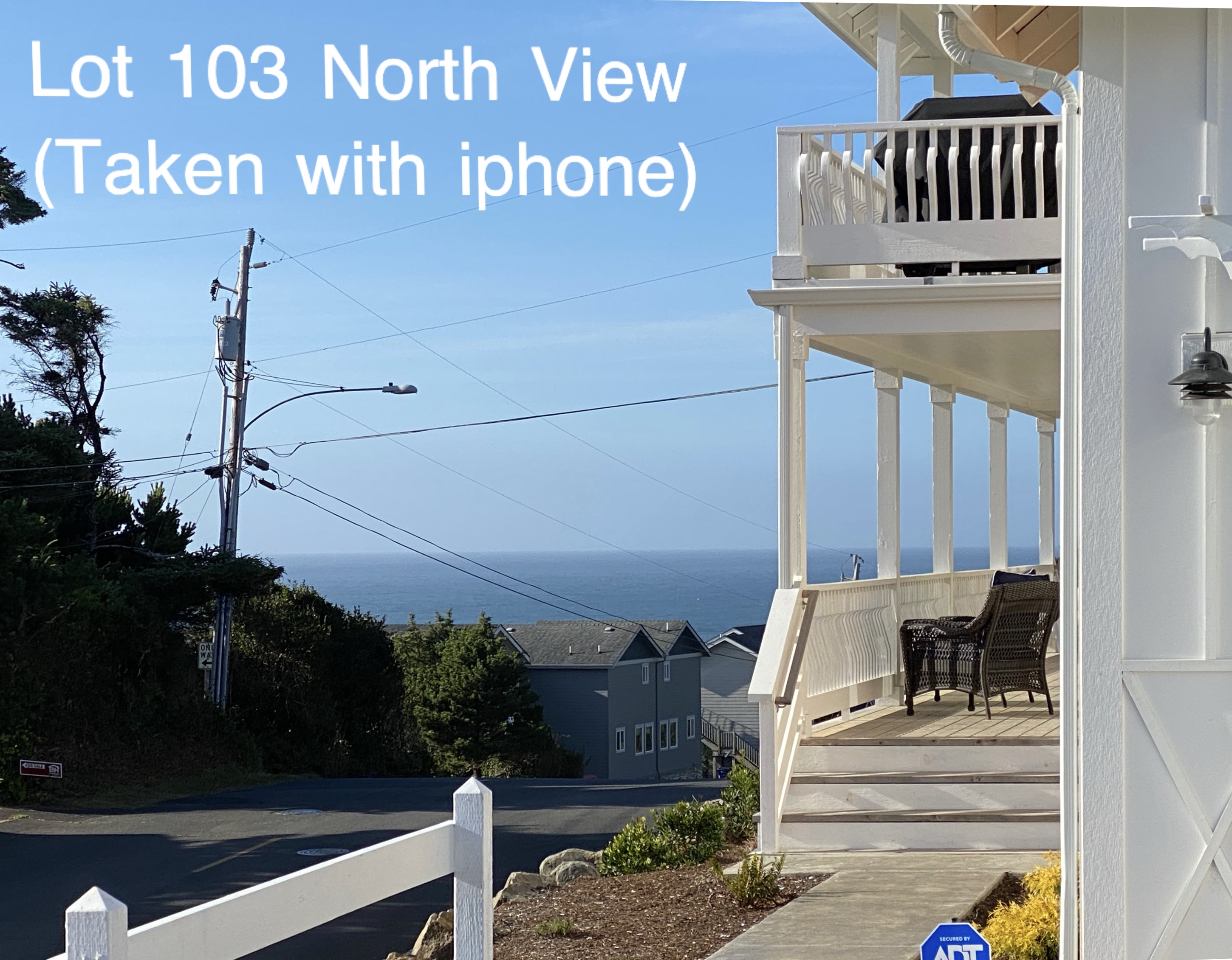 Lot 103 - North view