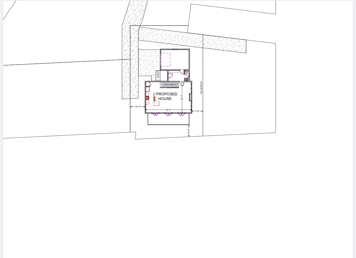 Lot 103 - MLS - Site Plan