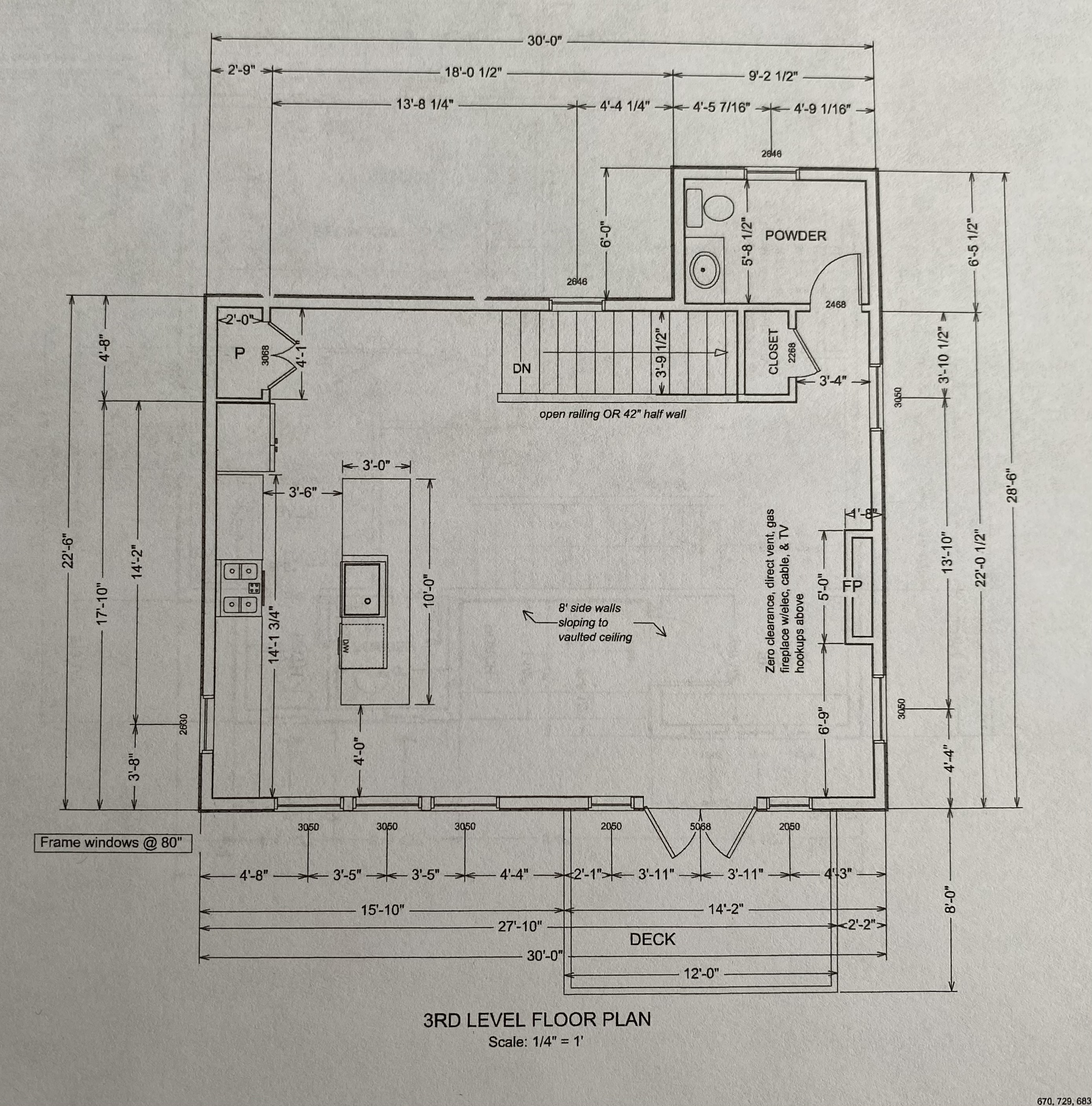 Lot 119 - New Plan Level 3