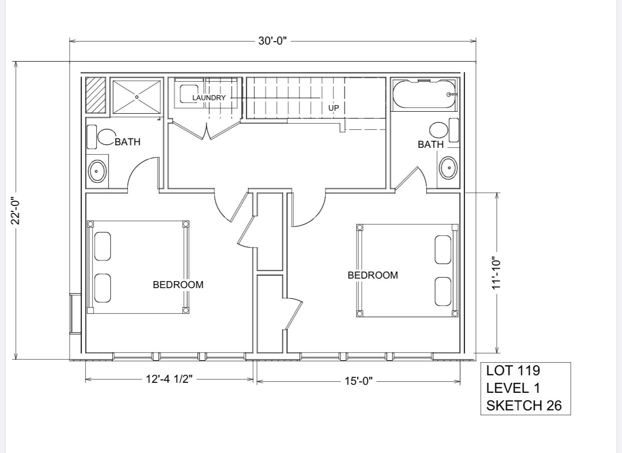 Lot 119 - Level 1