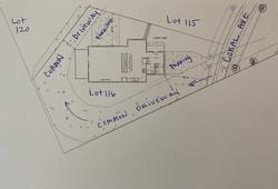 Lot 116 - Site Plan