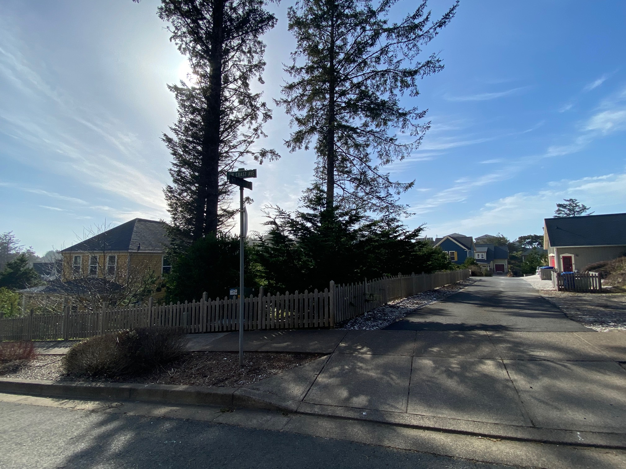 3 - Lot 60 on left of 25th Way Alley