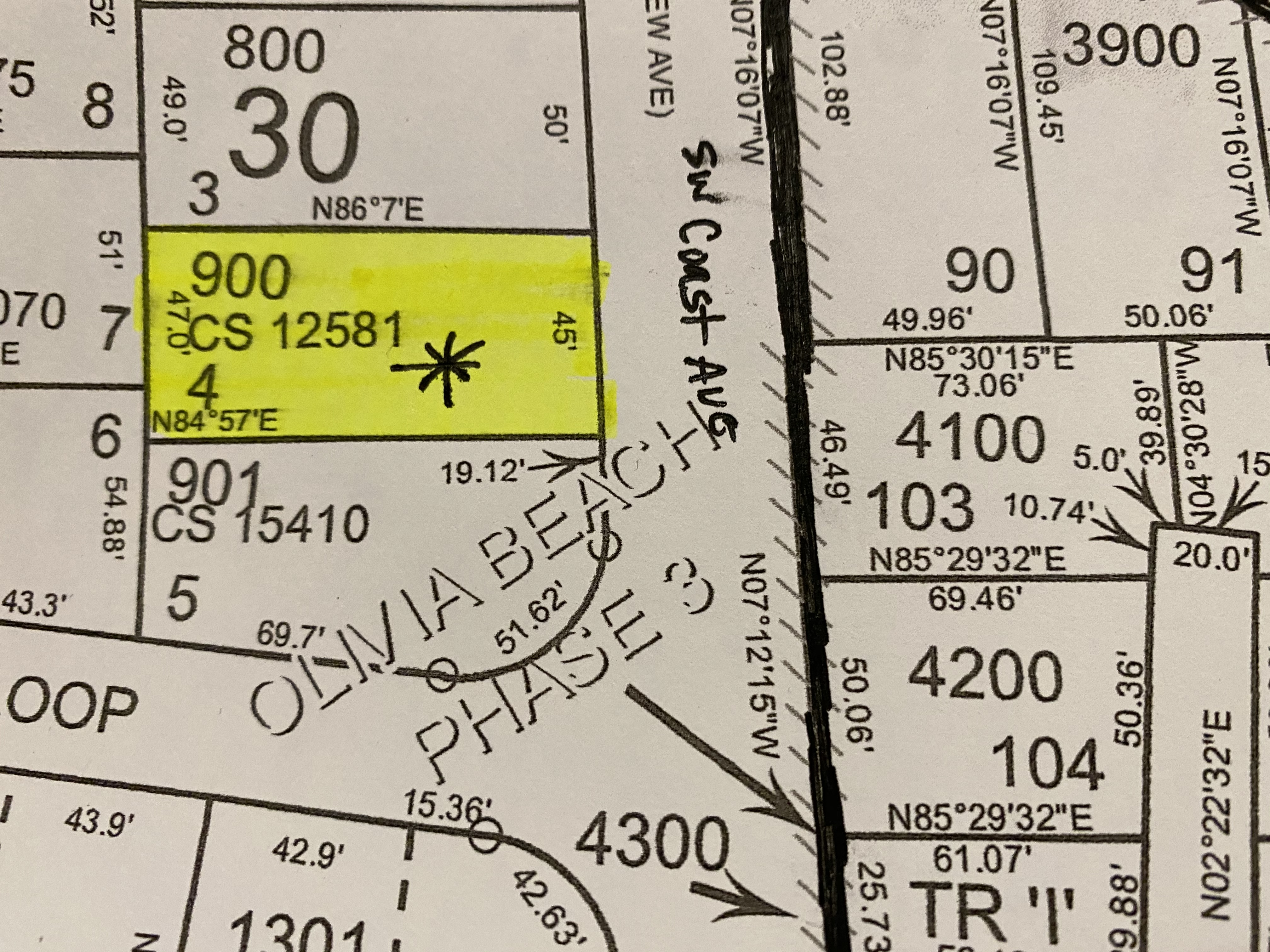2333 SW Coast Ave  - Lot 900