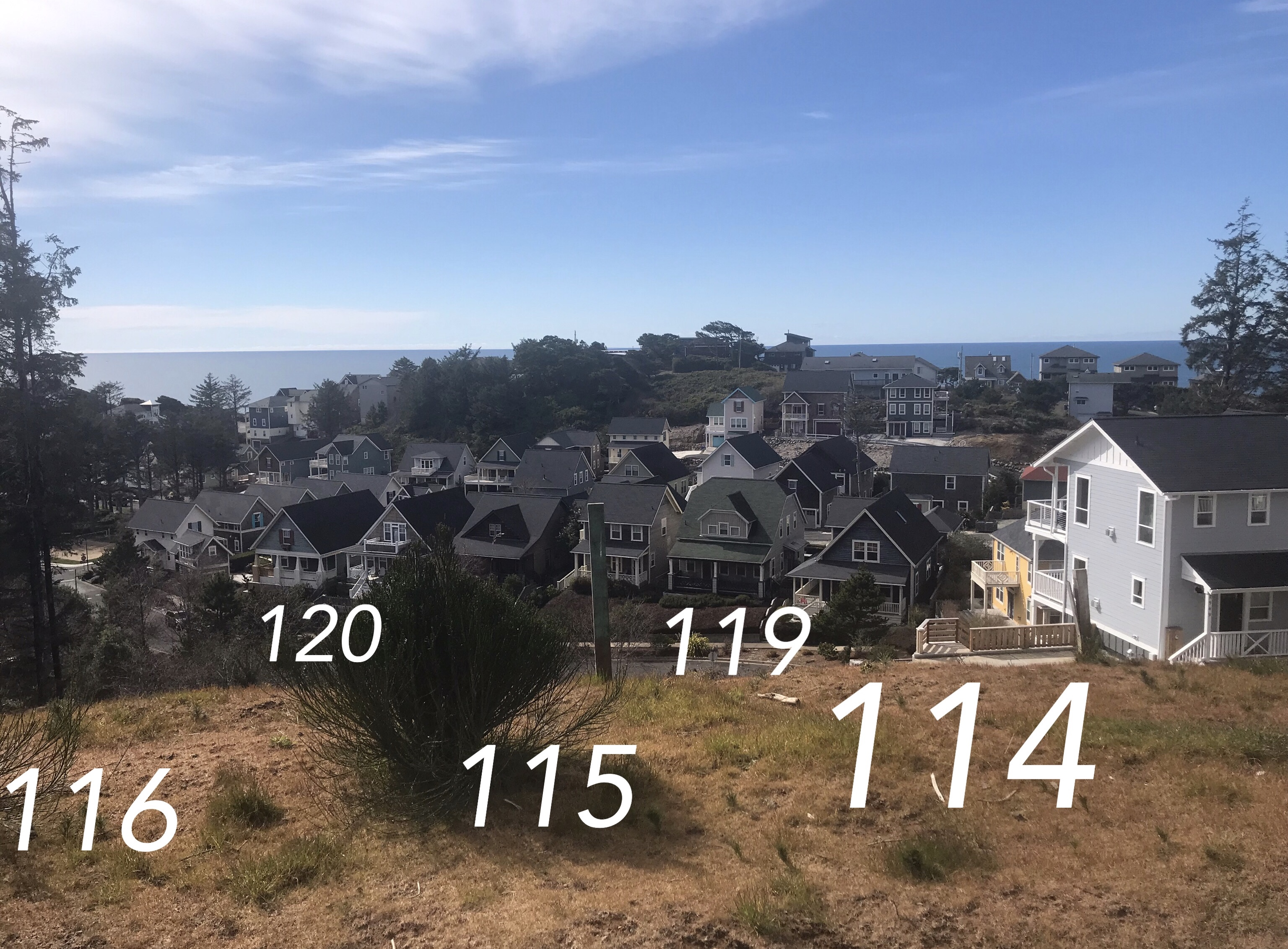 2 - Lot 116 -120 - iphone view standing