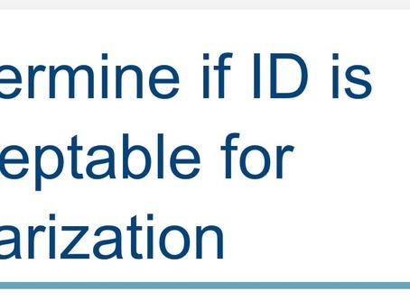4.19.2020 NNA on ID Verification