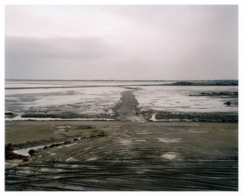From the Series, Lune de Sel, Arles, France