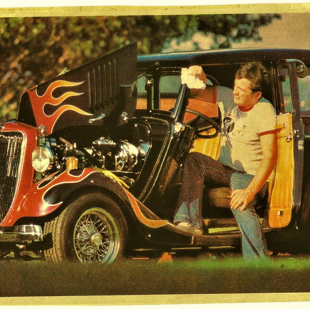 John Pappert '34 model y - CSRHof alumni