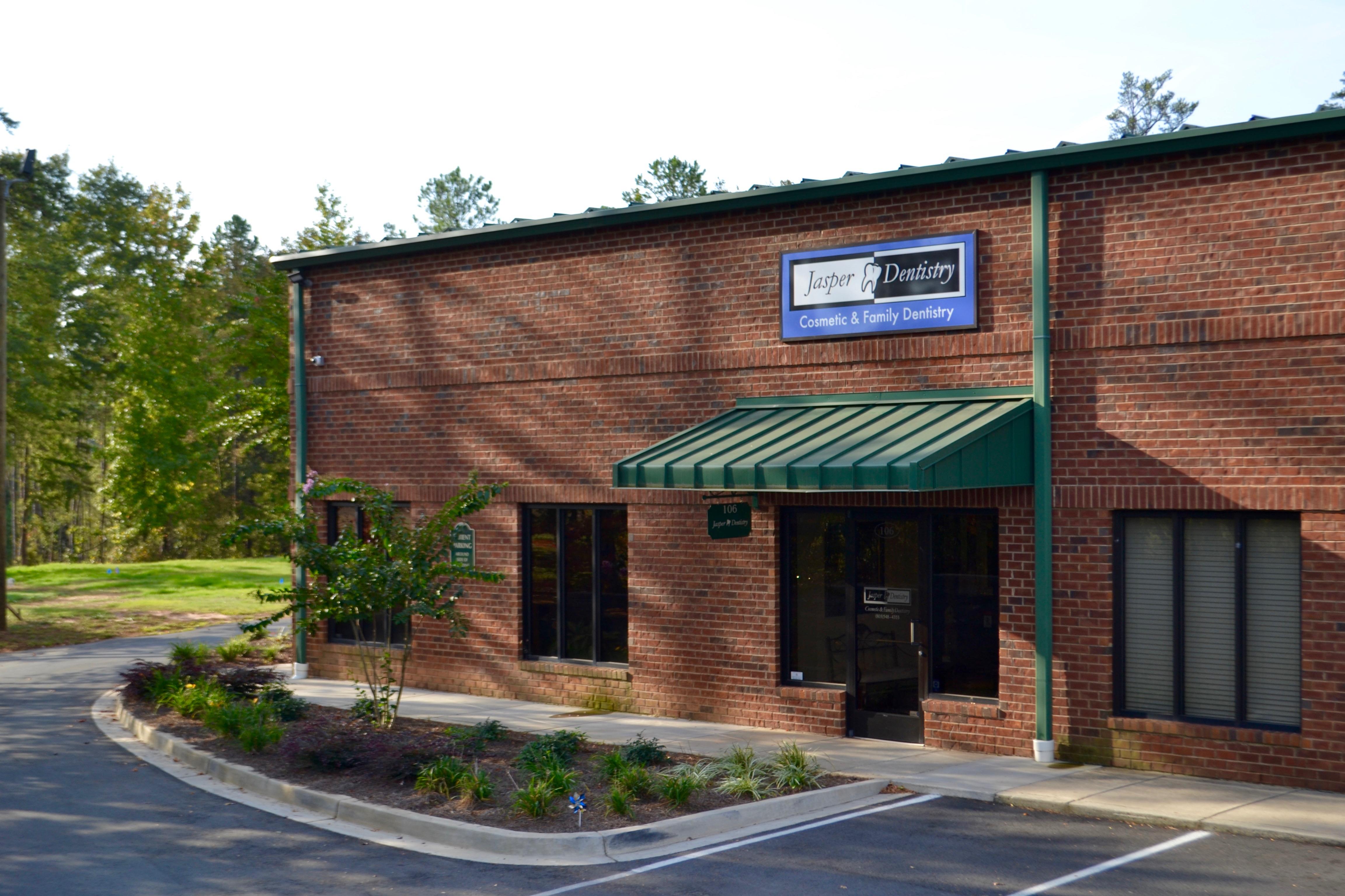 Jasper Dentistry Office Building