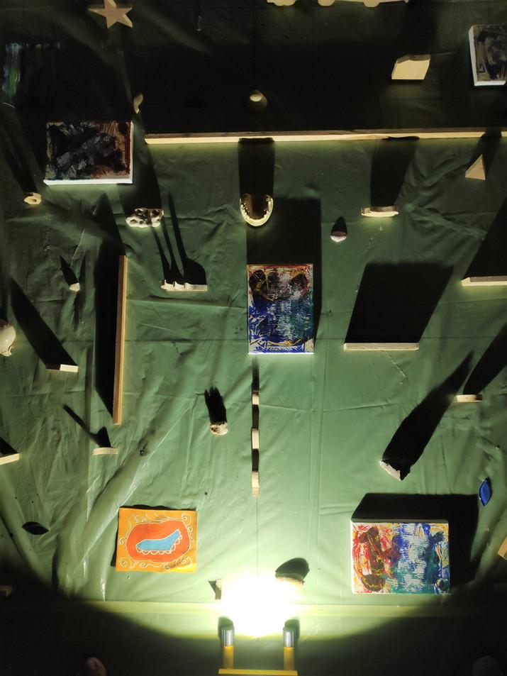 Oasis Installation