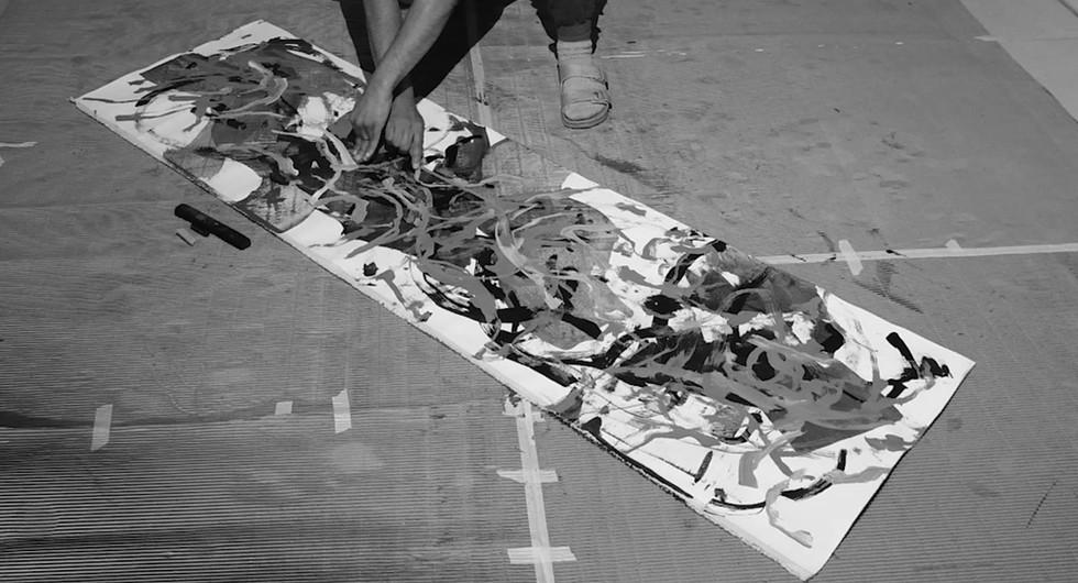 """Symbiote"" Performance Art Exercise"