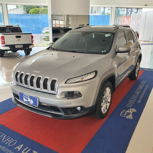 Jeep Cherokee Limited 3.2 4x4 V6 Aut. - 💰R$108.000,00