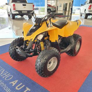 Quadriciclo BRP CAN-AM DS 90- 💰R$20.000,00